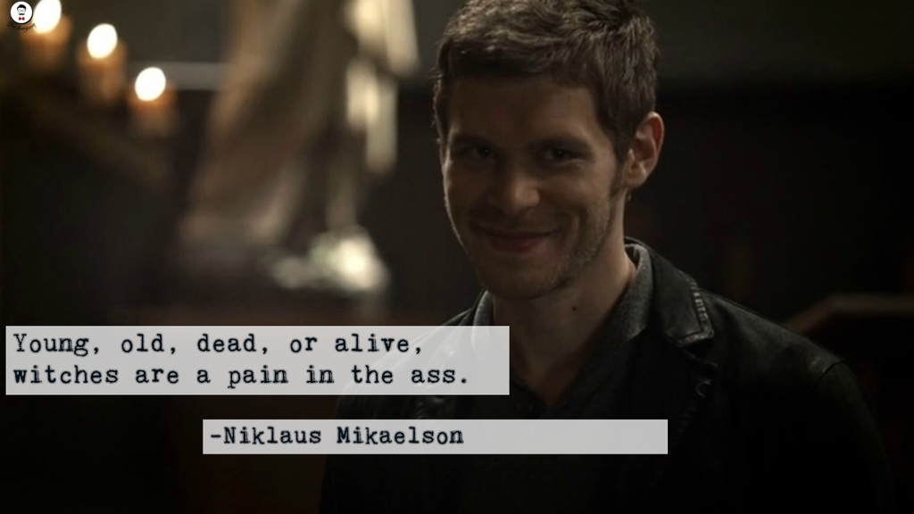Klaus Mikaelson the originals