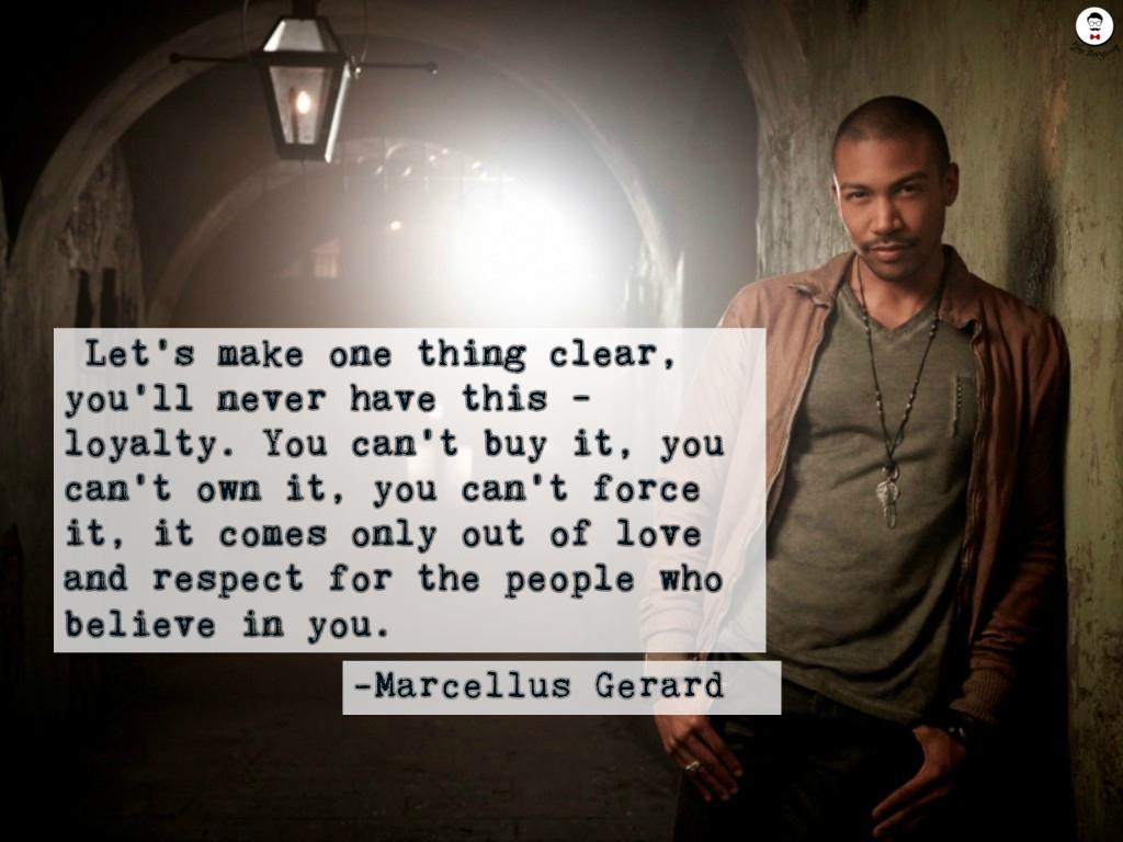 Marcel Gerald quotes
