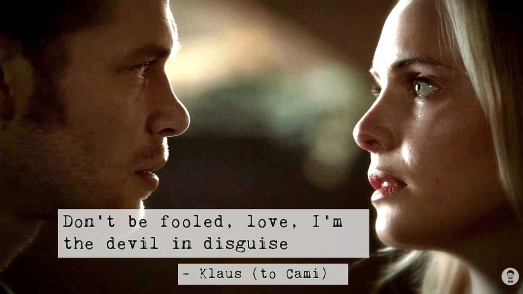 Klaus and Camil ove quotes