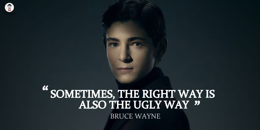 bruce wayne quotes