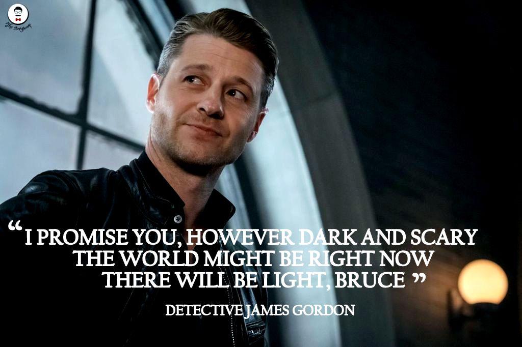 Gotham Quotes