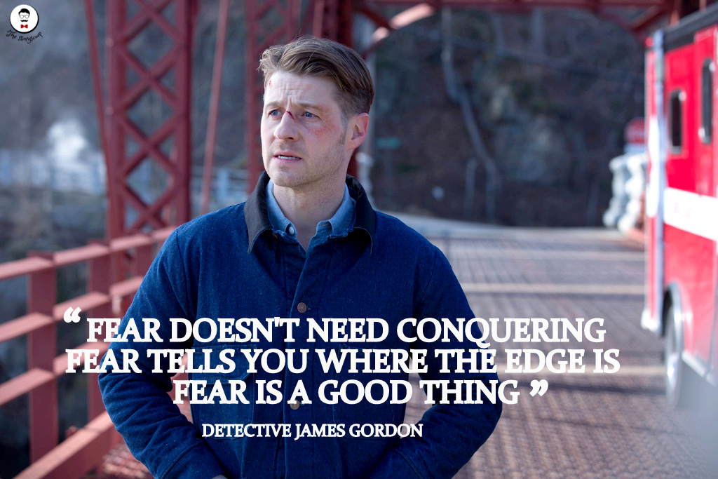 JAMES GORDON QUOTE