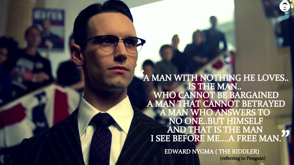 EDWARD NYGMA QUOTE